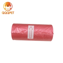 Factory supply cheap price poop bags for dogs biodegradable poop bags
