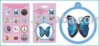 Butterfly Car Home Paper Hanging Air Freshener
