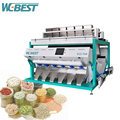 Simple operation CCD grain color sorter with high speed ejector /Grain Color Sorter