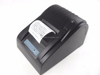58mm USB / parallel / RS232 Thermal receipt printer ZJ-5890T Pos printer external power supply