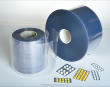 High Quality Pharma Grade Pvc/pvdc Pvc/pe Coated Film