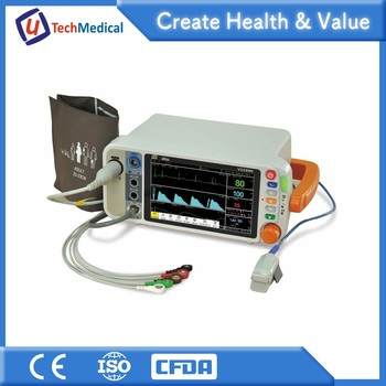 Medical Equipment Suppliers VS2000 UTECH Multi-6-parameter Portable Vital Signs Monitor