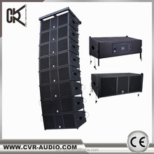 waveguide horn line array + professional indoor/outdoor speakers