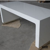 Modern bar counter portable bar tops white bar table