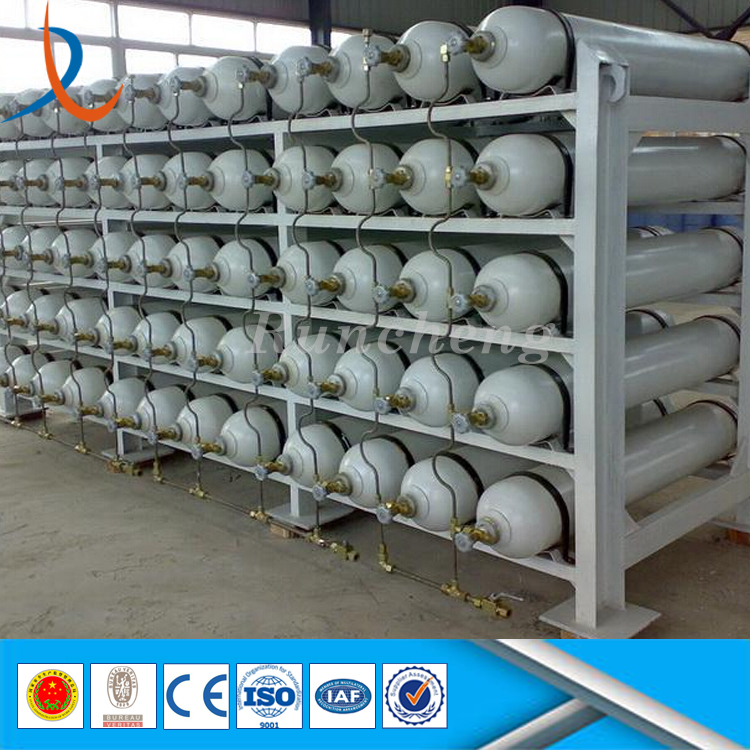 Petrochemistry lpg tank / high-pressure gas cylinder / empty lpg gas cylinder for car