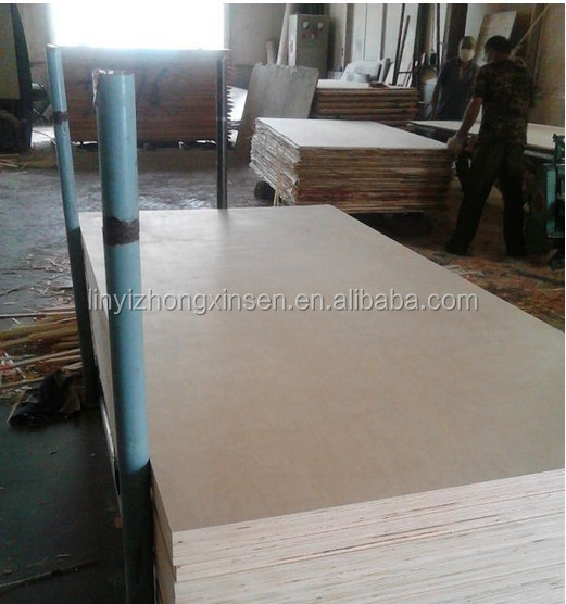 High quality 15mm playwood sheets for cabinets