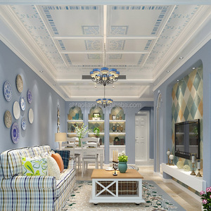 Pop Types Of Suspended panel design false tile ceiling