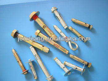 Various kinds of expansion anchors