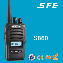 Factory supplier 1300mAh hf walky talky