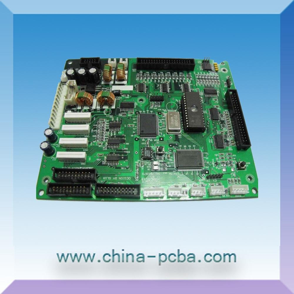 PCBA manufacture: single, double-sided, multilayer SMT, and DIP hybrid board