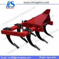 Agricultural implements tractor used subsoiler farm ripper