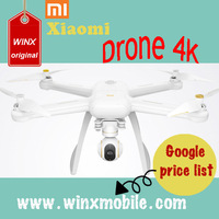 2017 New!original xiaomi mi drone 4K With 4K/1080P Camera Quadcopter brand factory online shopping in Iraq power supply