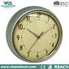 Street carriage metal clock sale , novelty blank wall clock wholesale
