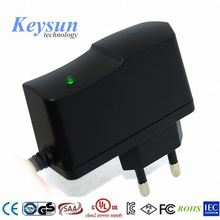 EU plug ac dc power transformer 15w 15v 1a 10v 1.5a 5v 3a power adapter with UL CE SAA KC PSE GS CB approved