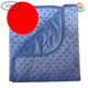 C349 Newborn Wrap Security Blankets Double Layer Ultra Soft Dotted Mink Swaddle Cheap Super Soft Fleece Blankets
