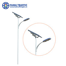 High quality LED lamp traffic signal poles for solar street light