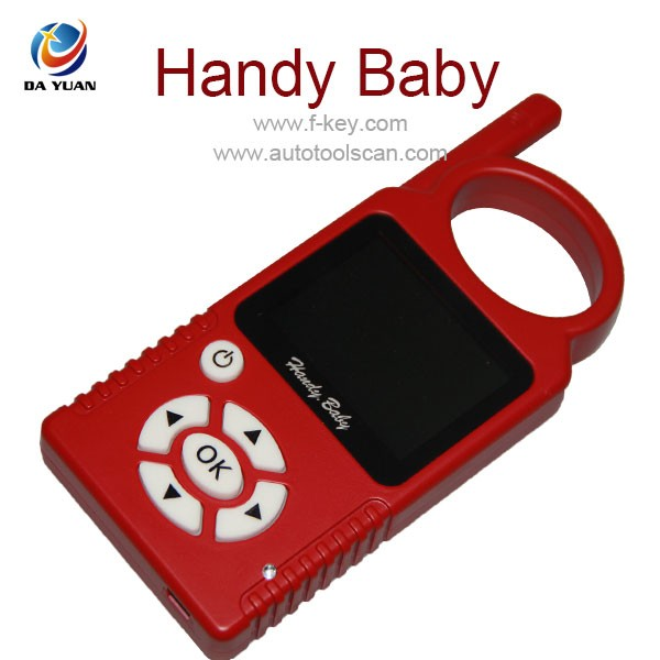 Programmer for 4C 4D 46 48 transponder key reader handy baby with G function AKP101