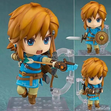 The Legend Of Zelda 733# Mini Cute Collectable Toy Anime Figure