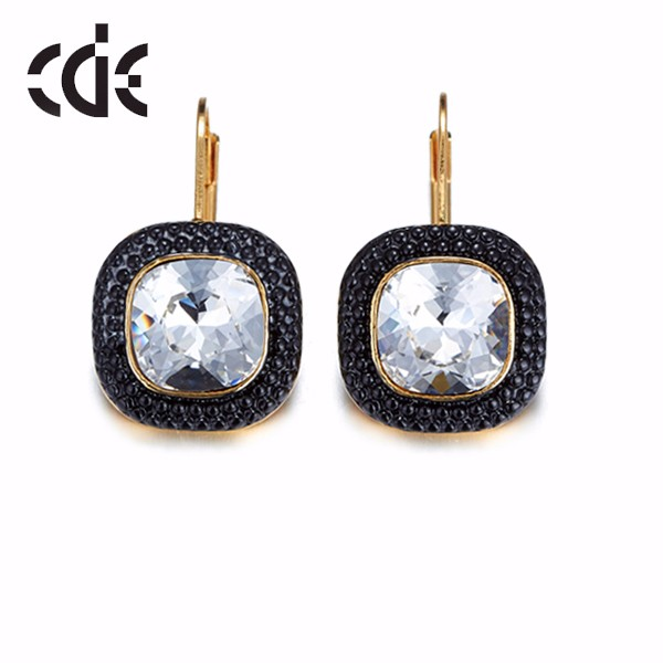 Crystal Fancy Earrings For Party Girls
