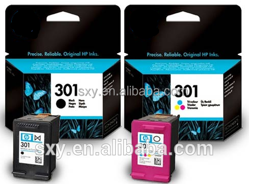 new premium Compatible Refill printer ink cartridge auto reset chip for hp 301 301XL