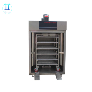 Electric Sausage / Fish / Chicken / Duck / Dried Tofu Smoking Machine