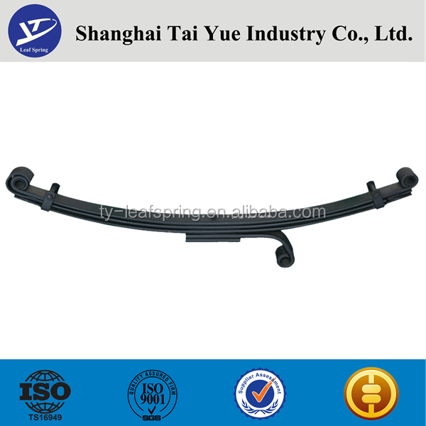 Hot sale Mack Truck Spare Parts Leaf Spring In USA