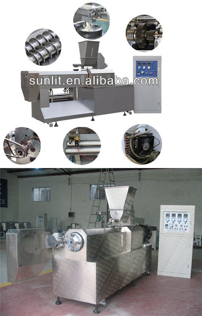 Hot Sell Factory Price Shandong Light Cheese Ball Production Line