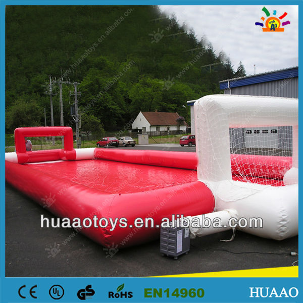 Cheap inflatable soap <strong>football</strong> for sale