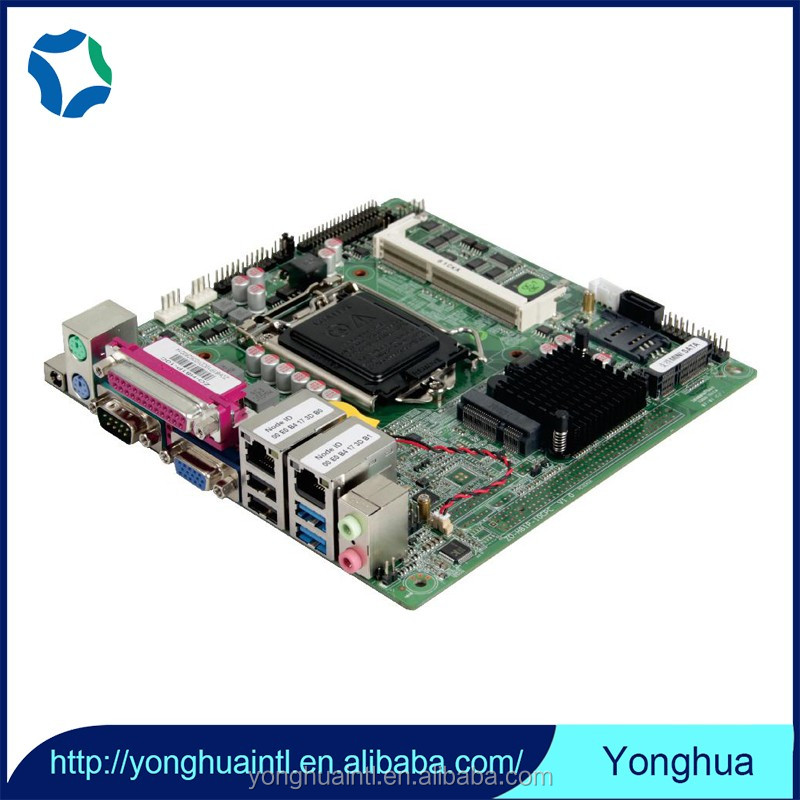 2017 Manufacturer Industrial new notebook mainboard