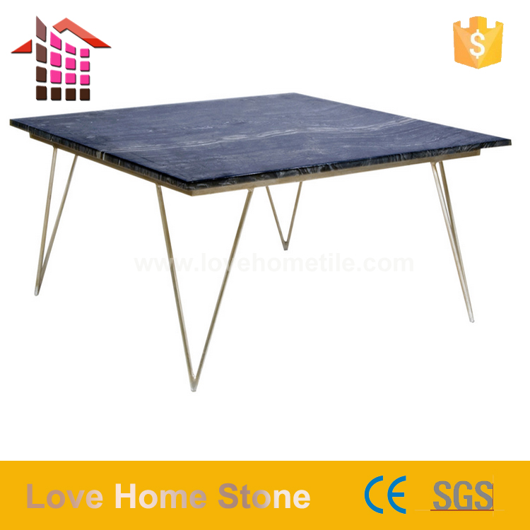 Low Price Marble Table Top Replacement For Restaurants, Bars And Cafes
