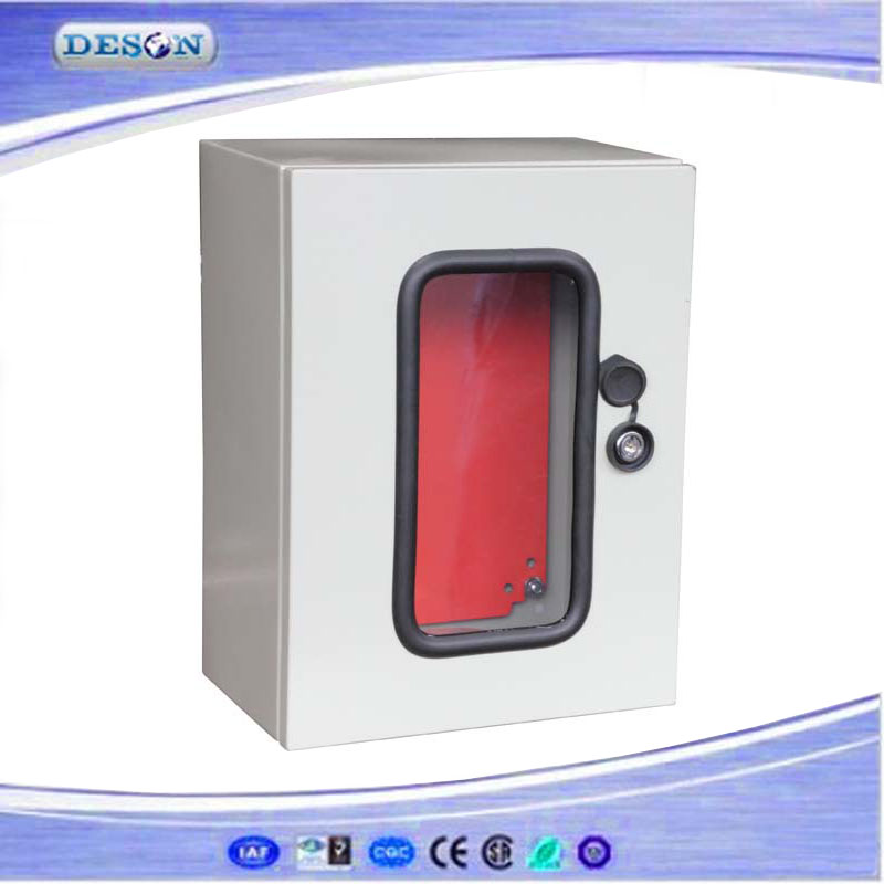 metal weatherproof junction box Size 800*600*200mm Project Metal Distribution Box Factory