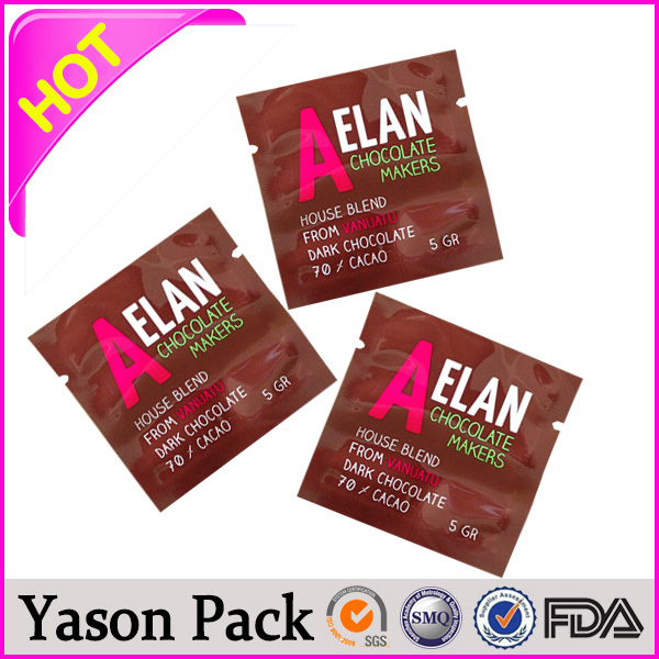 Yason plastic tablet pouch packing pouch plastic bag for wine packing