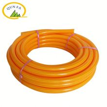 professional high pressure resistant pvc spray hose hdpe gas pipe
