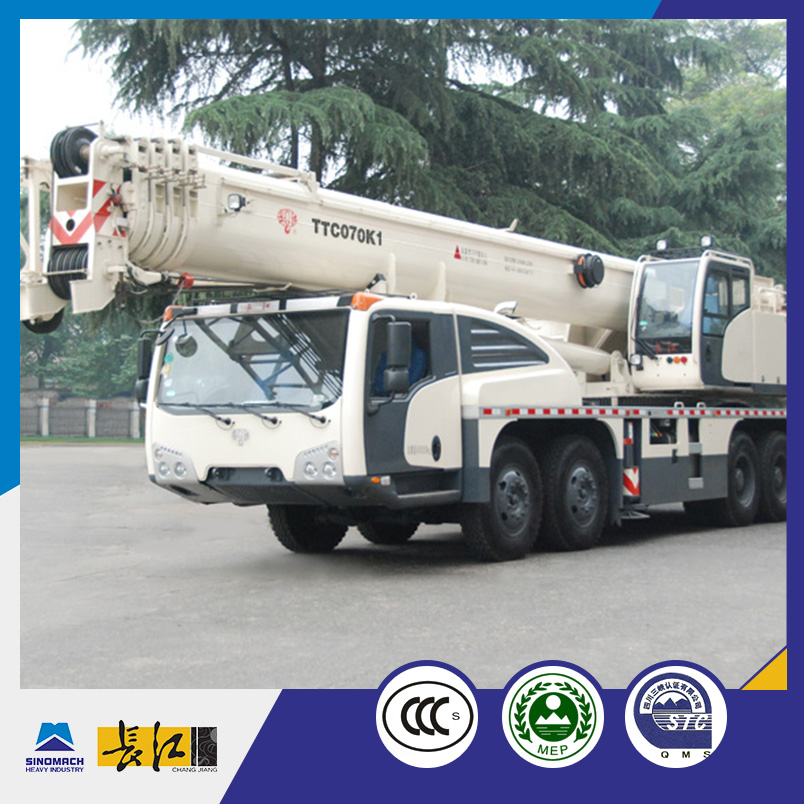 Price new truck crane algeria, 70 ton mobile lift, price of mobile crane