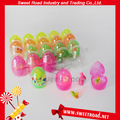New Plastic Egg Surprise Egg Toy Chewing Gum Candy