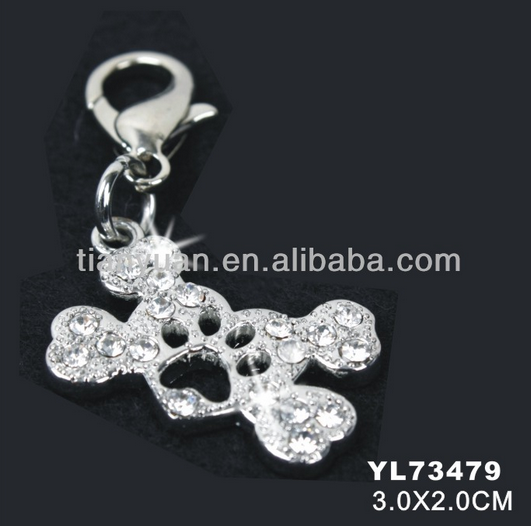 Popular stainless steel engraved pet tag