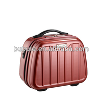 CHEAP PLASTIC BEAUTY BAG portable makeup vanity case PCH-14