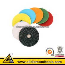 Diamond Wet Granite Polishing Pad Grinding Tool for Stones