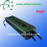 20W 60W 100W 120W 150W waterproof led driver (Hot!!!)