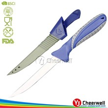 6 Inch Ceramic High Quality Fillet Knife/ China Supplier