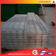 6ft nylon 2x2 welded wire mesh fence panels in 6 gauge