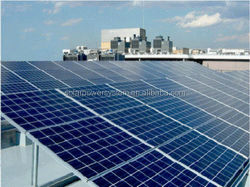 Bestsun 60KW high efficiency solar power information