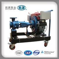 KY-XBC Diesel Engine Driven Water Pump Without Electricity