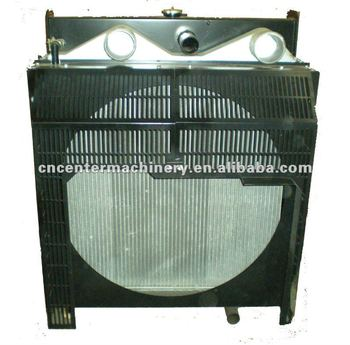 Cummins Engine Radiator 6CTAA-LQ-S002