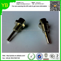 Metal CNC Lathe Hardware Products CNC