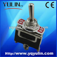 CTS-11 3-way momentary mini metal amp toggle switch