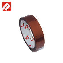 High insulation polyimide heat resistant electric tape for wave masking