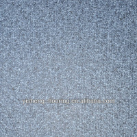 Factory direct sale glue down pure color/solid color LVT floor tile