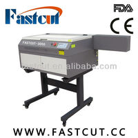 China Jinan jewelry laser engraving machine FASTCUT-6040