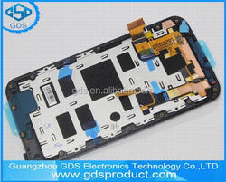 For Motorola Moto 2nd Gen 2014 XT1092 XT1095 XT1096 lcd touch screen frame bezel assembly